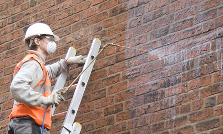 How To Get Rid Of Severe Penetrating Damp In The Office Building